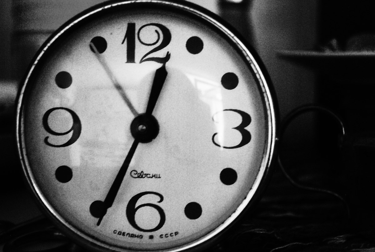 time-is-nothing